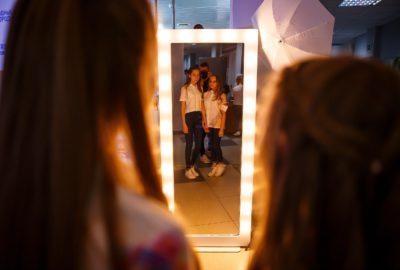 Фото зеркало в Новосибирске